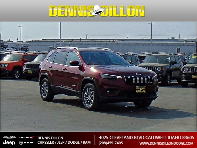 Dennis Dillon Caldwell >> New 2019 Jeep Cherokee Latitude Plus Four Wheel Drive Ut