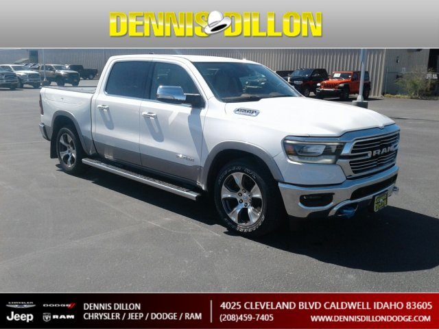 Dennis Dillon Caldwell >> New 2019 Ram 1500 Laramie With Navigation 4wd