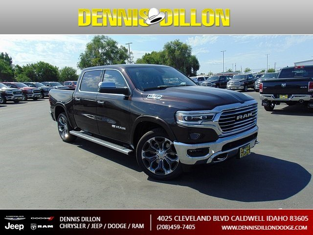 Dennis Dillon Caldwell >> New 2019 Ram 1500 Longhorn With Navigation 4wd