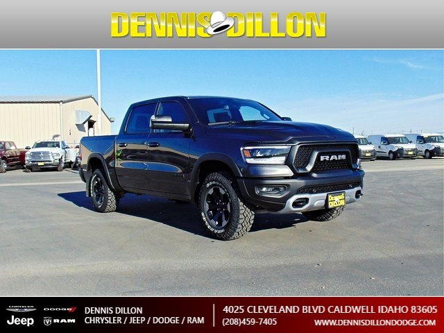 Dennis Dillon Caldwell >> New 2019 Ram 1500 Rebel 4wd