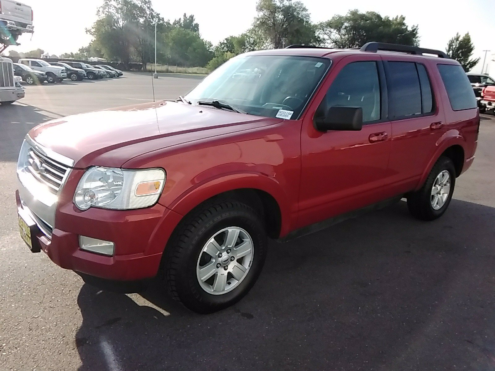 Pre-Owned 2010 Ford Explorer XLT