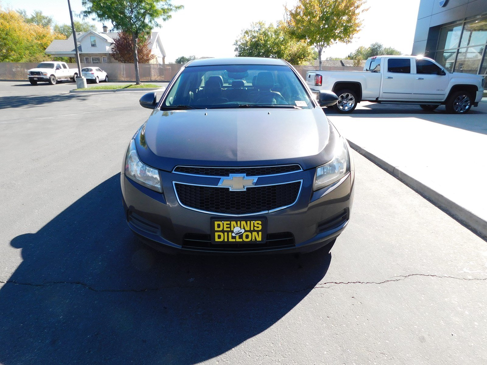 Pre Owned 2011 Chevrolet Cruze LT w 2LT 4dr Car in Boise K2J217A