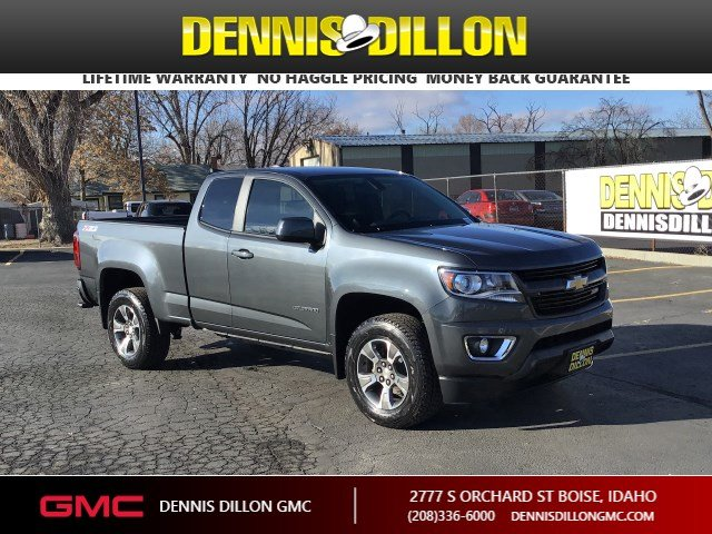 Certified Pre Owned 2016 Chevrolet Colorado 4wd Z71