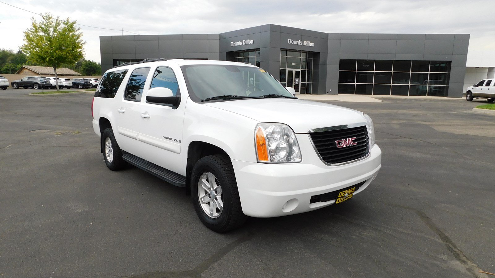 Pre-Owned 2009 GMC Yukon XL Commercial