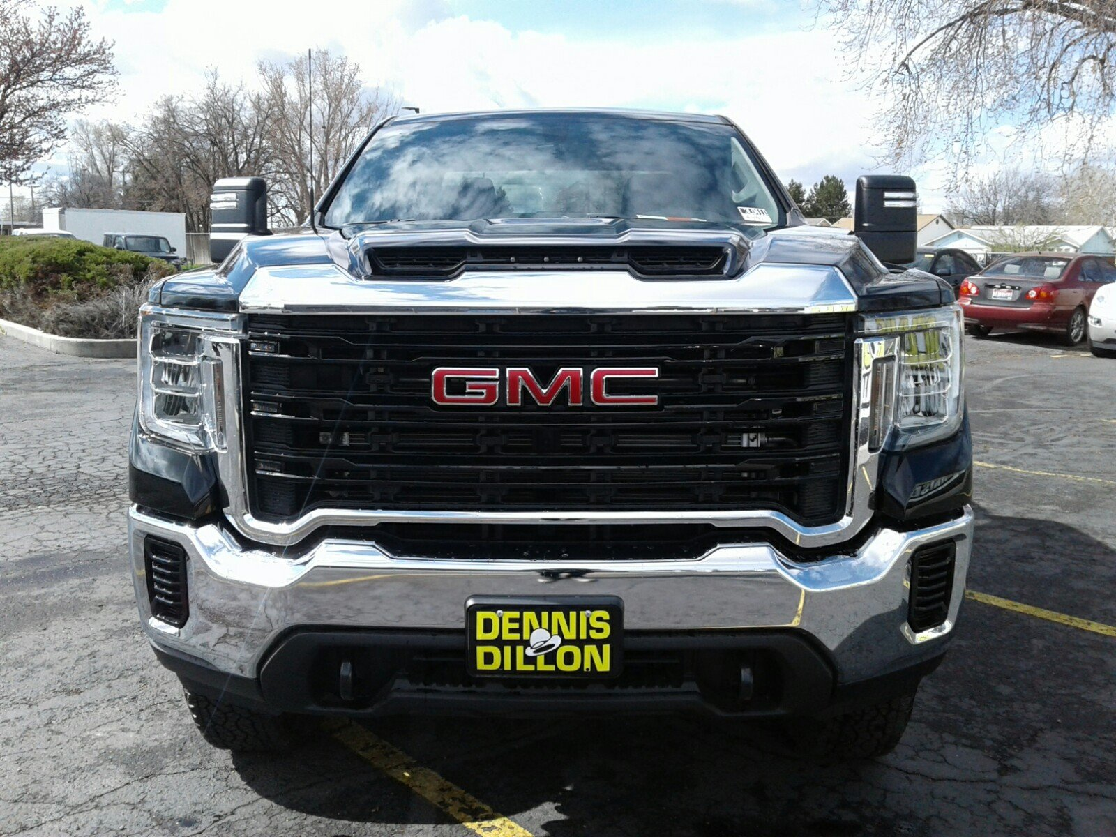 New 2020 GMC Sierra 2500HD