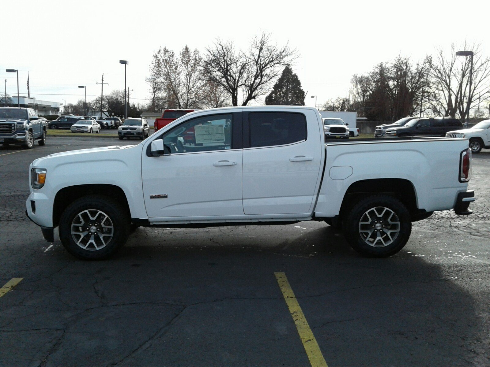 New 2020 GMC Canyon 4WD All Terrain w/Cloth