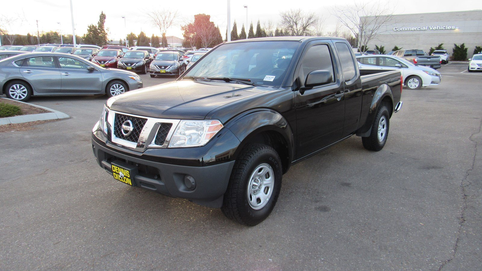 Certified Pre-Owned 2014 Nissan Frontier S