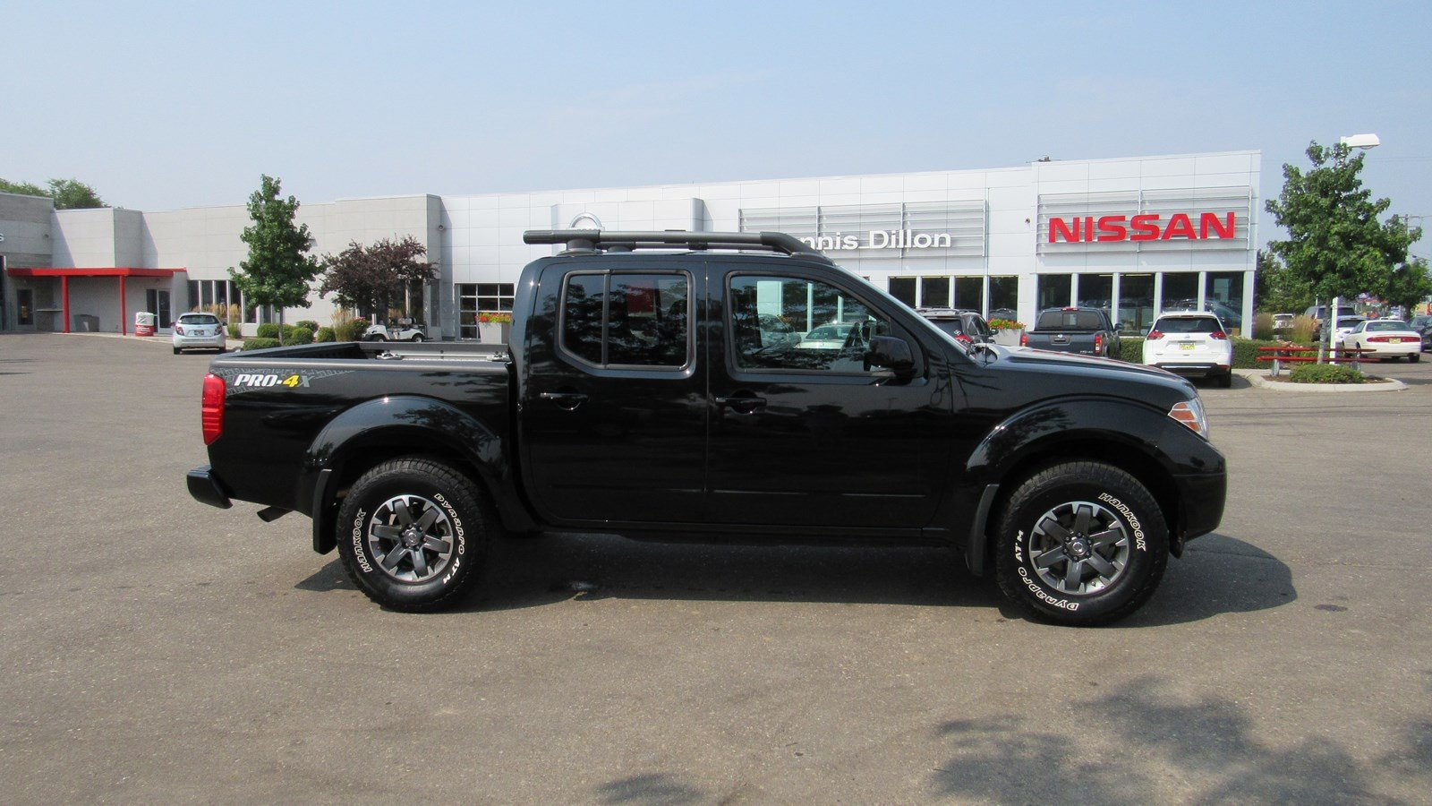 Pre-Owned 2017 Nissan Frontier PRO-4X Crew Cab Pickup in Boise ...