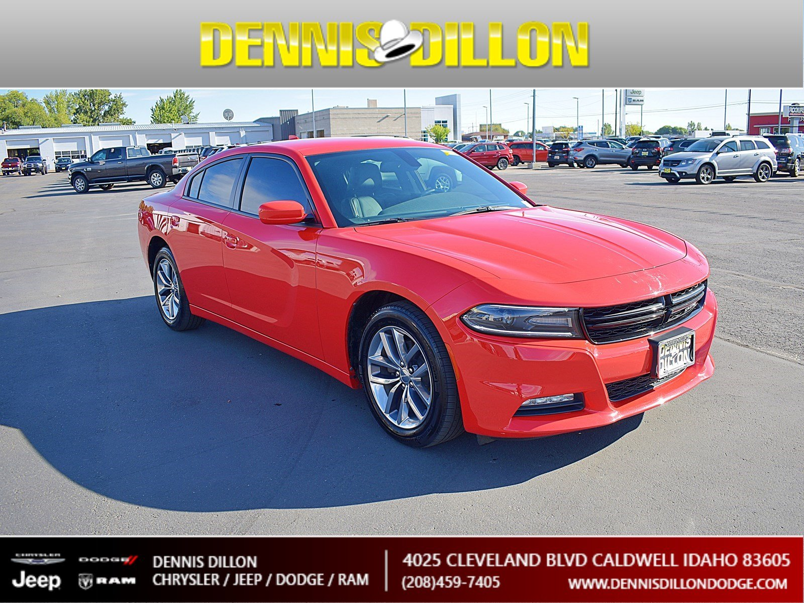 Dennis Dillon Dodge >> Certified Pre Owned 2016 Dodge Charger Sxt With Navigation
