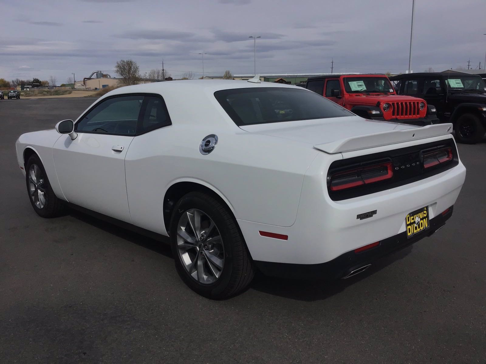 New 2020 Dodge Challenger SXT