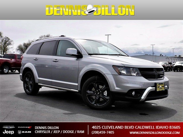 Dennis Dillon Dodge >> New 2018 Dodge Journey Crossroad Sport Utility In Boise 4j0405