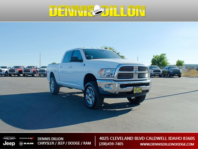 Dennis Dillon Caldwell >> Certified Pre Owned 2018 Ram 2500 Big Horn 4wd