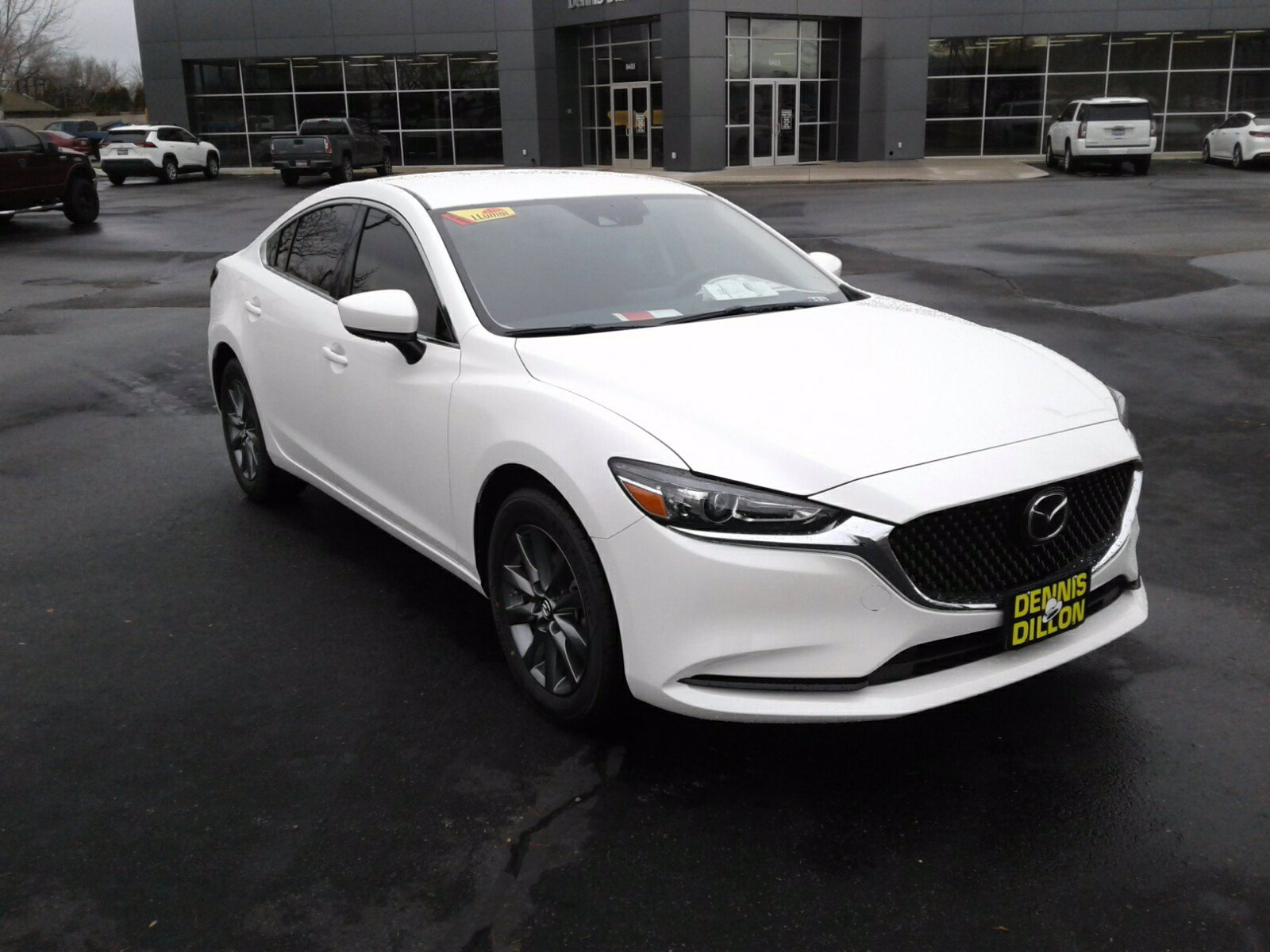 Dennis Dillon Mazda Boise >> New 2020 Mazda6 Sport With Navigation