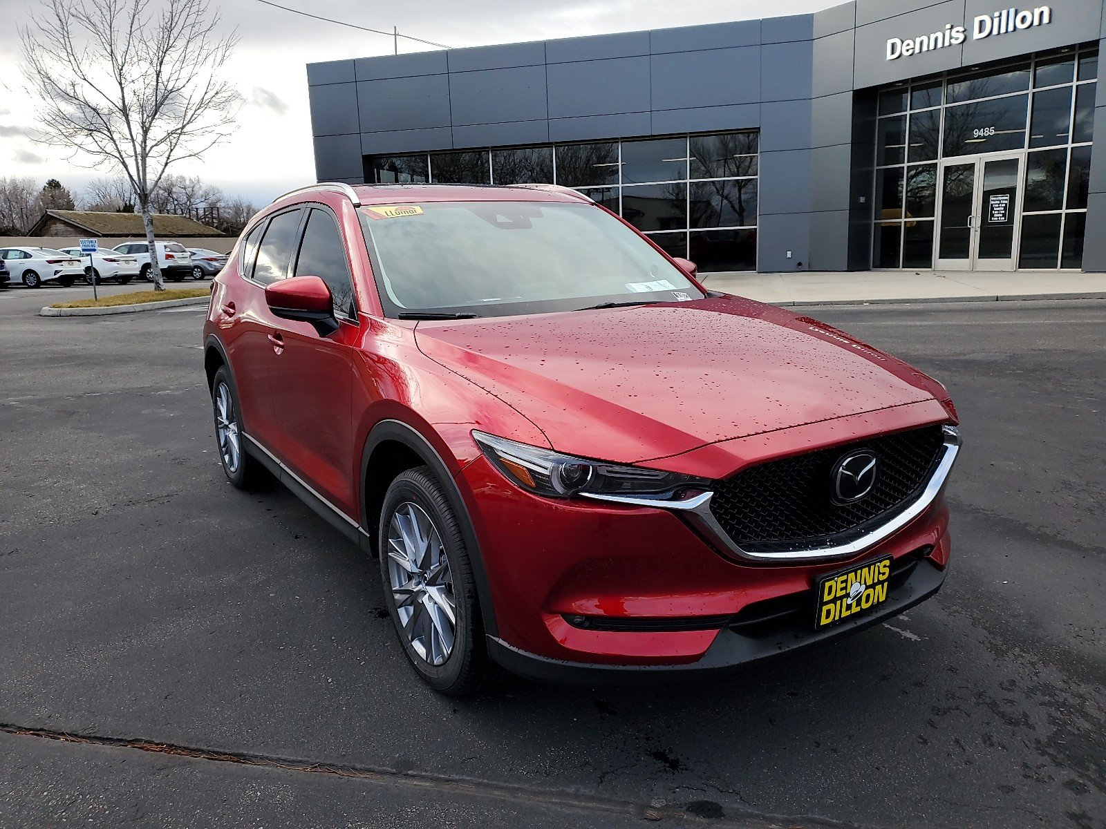 Dennis Dillon Mazda Boise >> New 2020 Mazda Cx 5 Grand Touring Awd