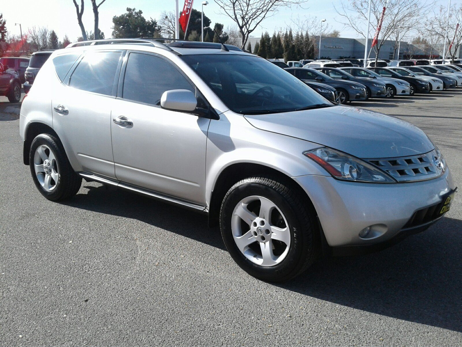Pre-Owned 2005 Nissan Murano SL