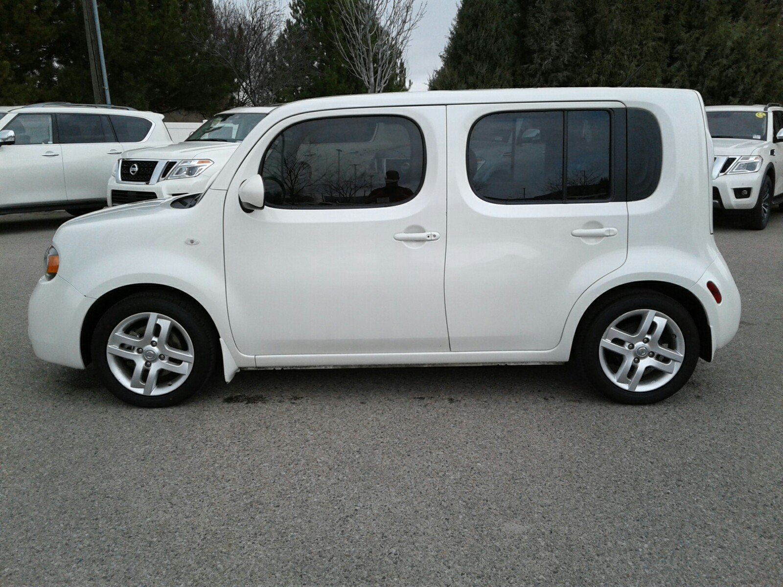 Pre-Owned 2012 Nissan cube 1.8 SL