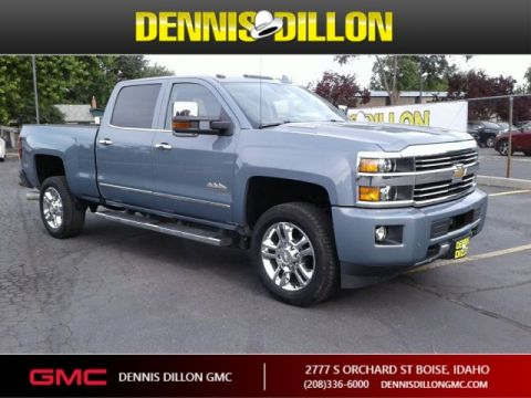 Certified Pre-Owned 2016 Chevrolet Silverado 2500HD High Country