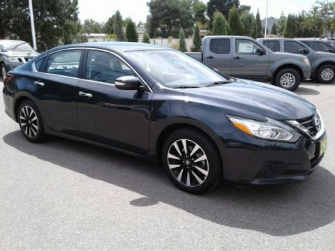 Certified Pre-Owned 2018 Nissan Altima 2.5 SL