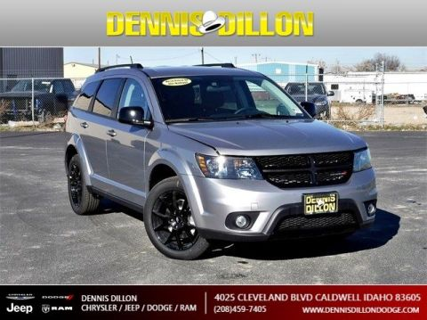 Dennis Dillon Dodge >> New Dodge Vehicles In Boise Dennis Dillon Automotive