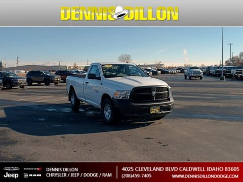 Dennis Dillon Dodge >> New Ram Vehicles In Boise Dennis Dillon Automotive
