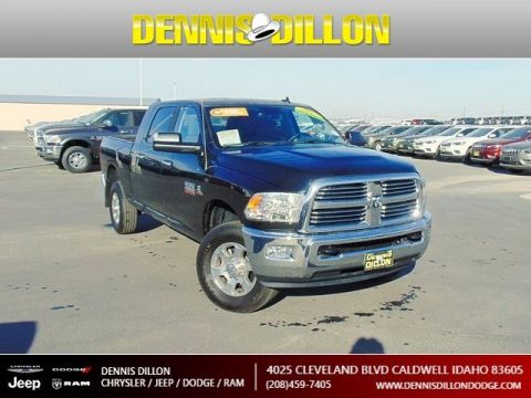 Pre-Owned 2017 Ram 2500 Big Horn