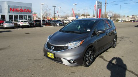 Certified Pre-Owned 2016 Nissan Versa Note SR