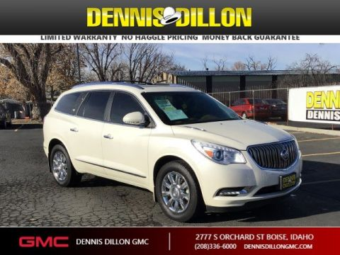 Certified Pre-Owned 2015 Buick Enclave Premium